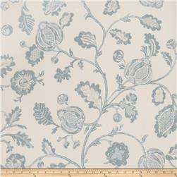 Fabricut Clemence Wallpaper La Mer (Double Roll)