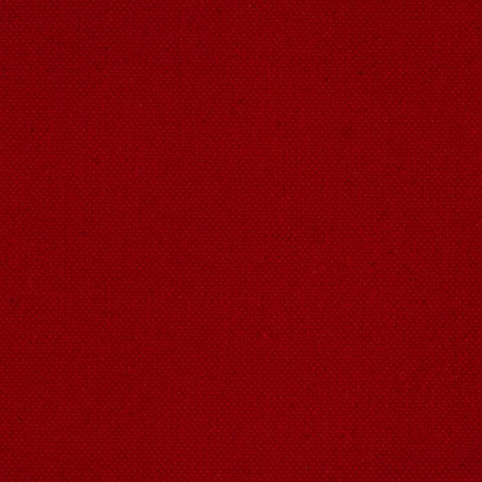 "60"" Water Repellent Cotton Duck Red"