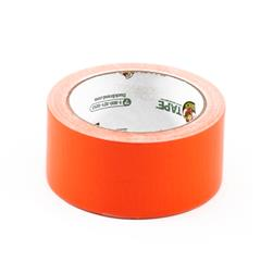 "Bright Colored Duck Tape 1.88"" x 15yd-Blaze Orange"