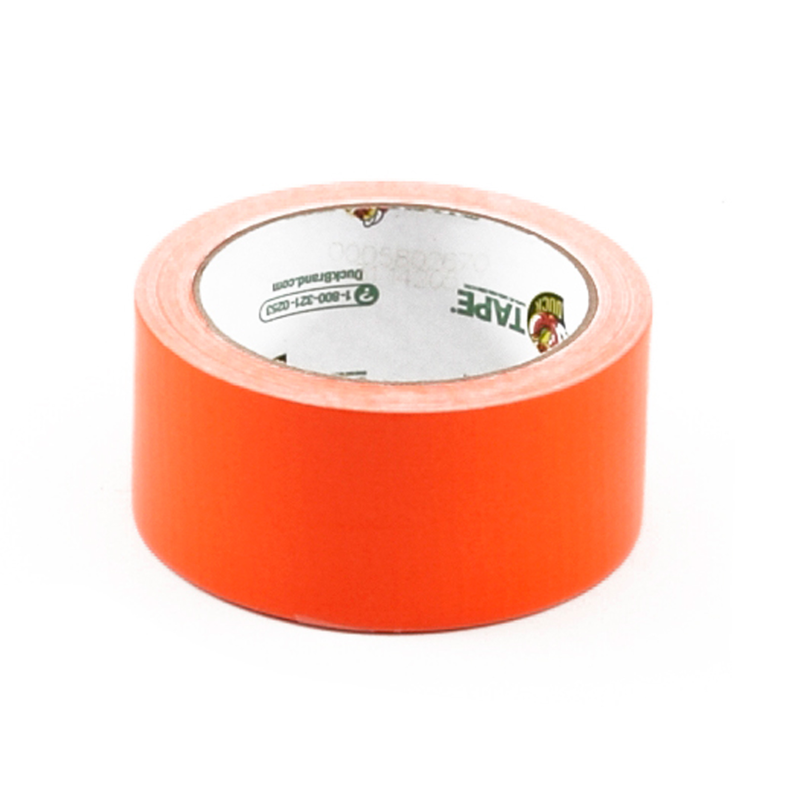 Bright Colored Duck Tape 1.88'' x 15yd-Blaze Orange by Notions Marketing in USA