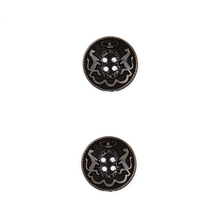 Metal Button 3/4