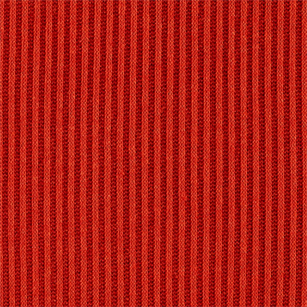 2x1 rib sweater knit pumpkin discount designer fabric for Fabric cloth material
