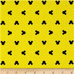 Disney Mickey Mouse & Friends Mickey Polka Dots Sunshine