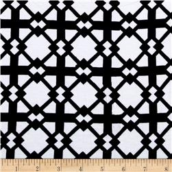 Ponte de Roma Celtic Squares Black/White