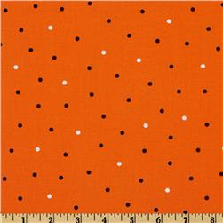 Legend of Webb Hill Dots Orange