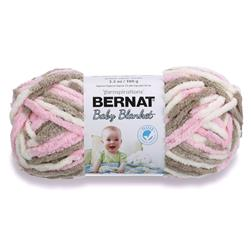 Bernat Baby Blanket Yarn (03421) Little Petunias