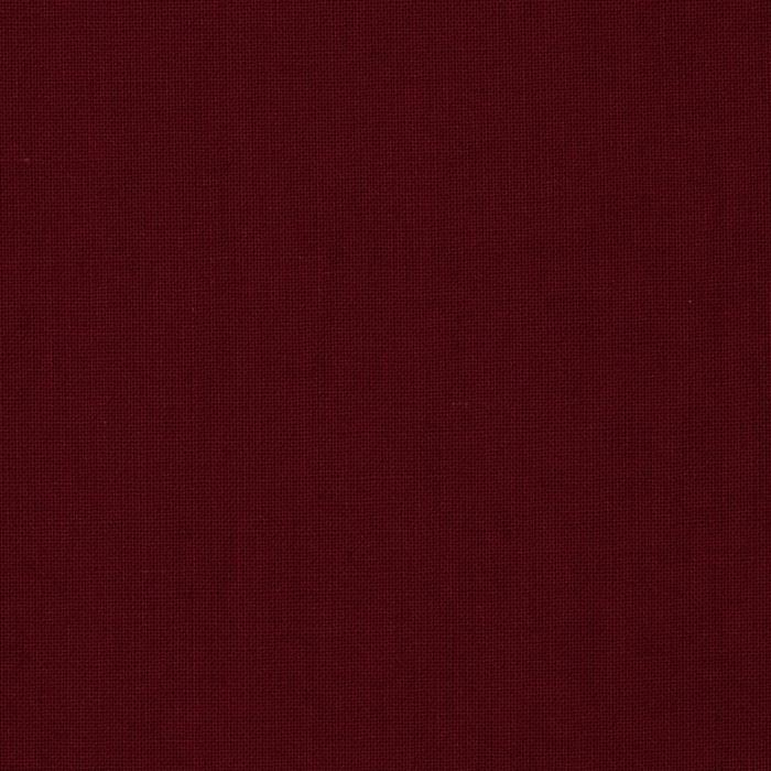 Cotton Supreme Solids Bordeaux Red