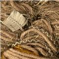 Bernat Knit or Knot  Yarn (45004) Gold Glitter
