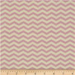 Heather Bailey True Colors Chevron Pink Fabric