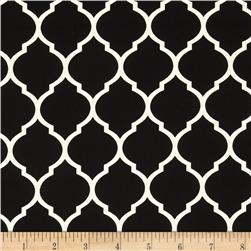 Heirloom Unbleached Lattice Black