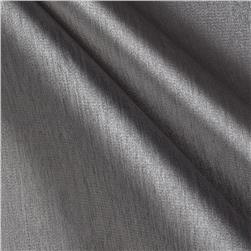 Stretch Satin Organza Silver
