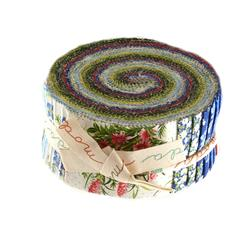 Moda Wildflowers VII 2.5in Jelly Roll Multi