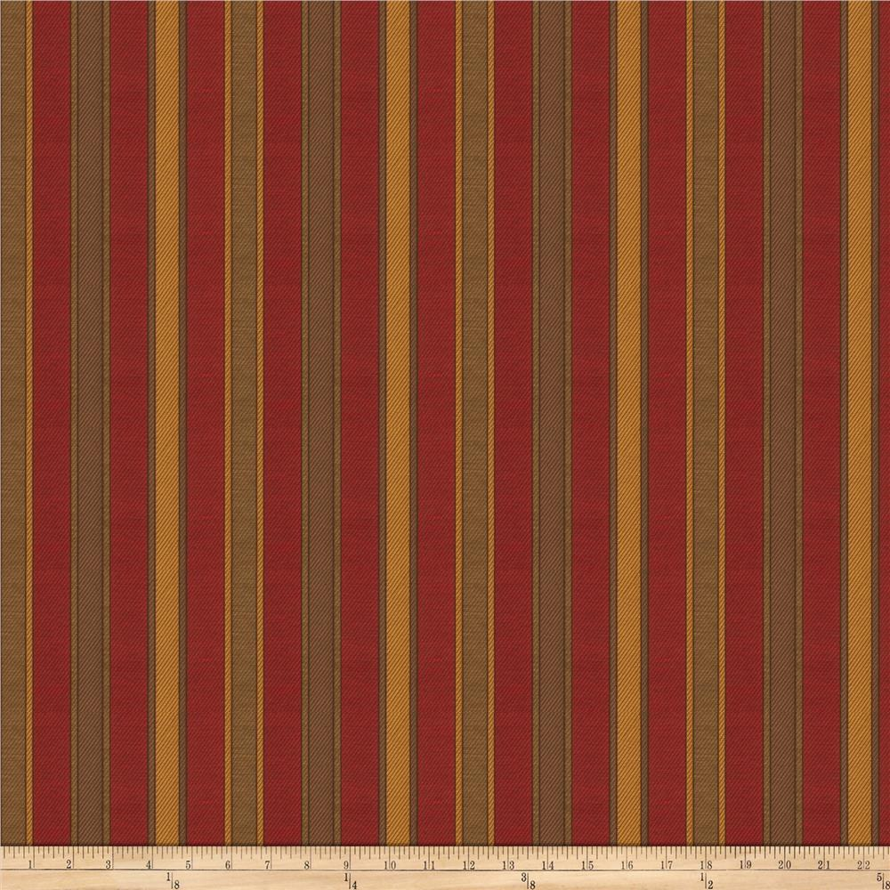 Trend 03396 Jacquard Red