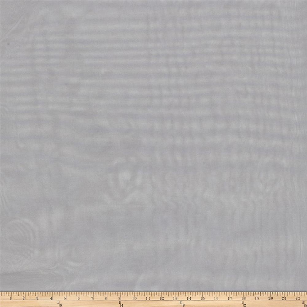 Trend 02299 113 wide drapery sheer silver discount for Sheer fabric