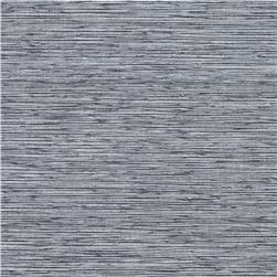 Magitex Ribbed Blackout Drapery Silver