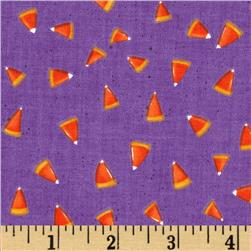 Witchful Thinking Candy Corn Purple