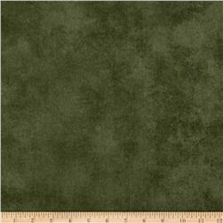 Folk Art Flannels Hand Dyed Background Green