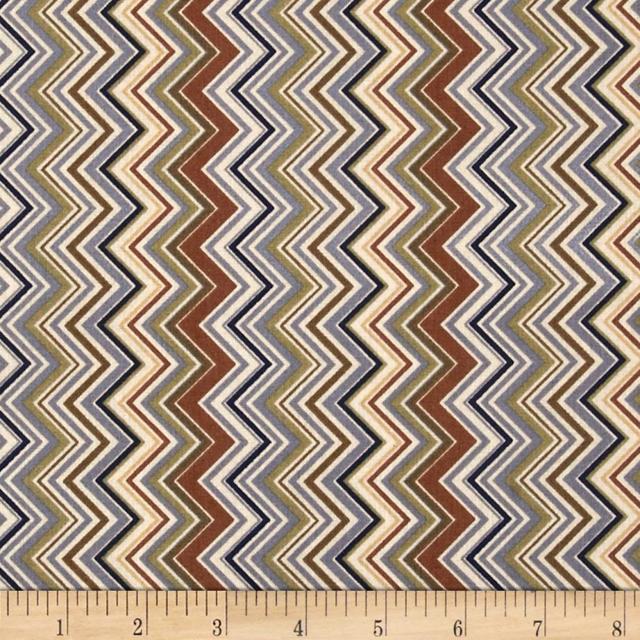 Cowgirl Up Chevron Stripe Tan