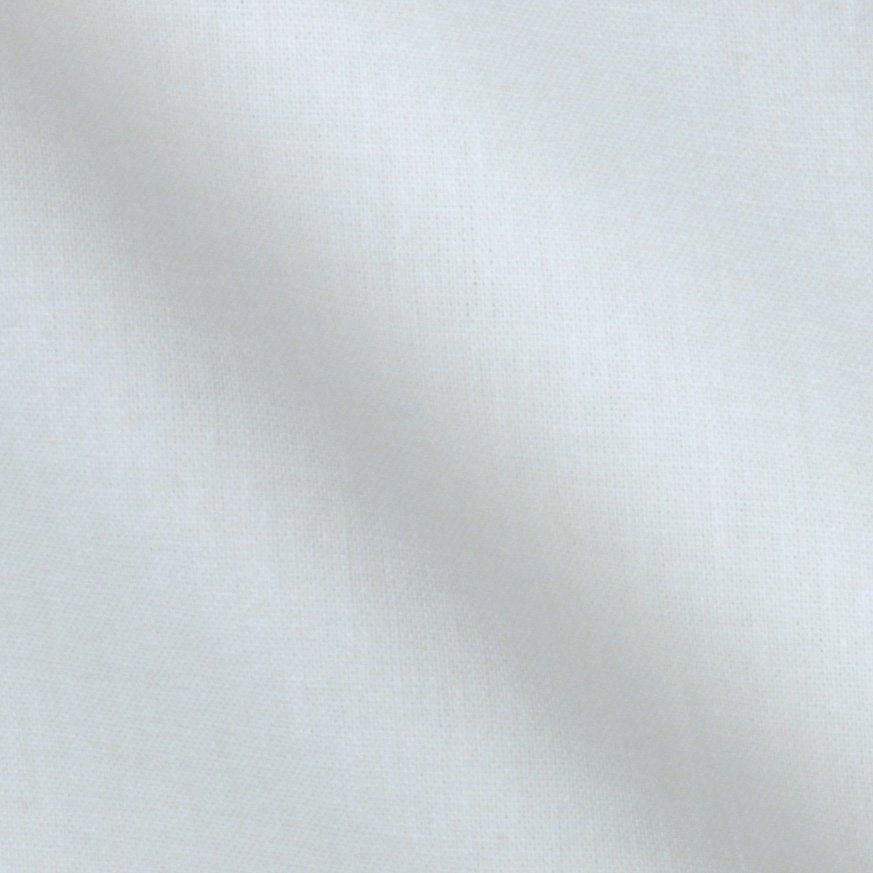 108'' Wide Colonial Premium Muslin White Fabric
