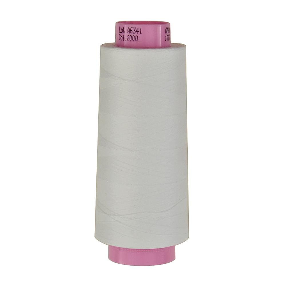 Mettler Seracor Polyester Thread White 2734 Yard