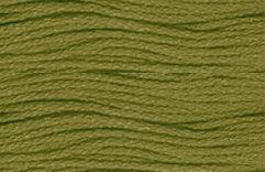 Anchor Six Strand Embroidery Floss  8.75 Yard Skein (281) Olive