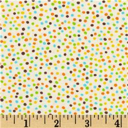 Timeless Treasures Mini Dots Fiesta