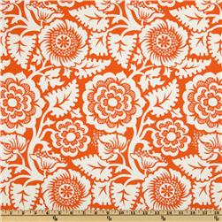 Joel Dewberry Heirloom Blockprint Blossom Amber
