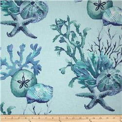 Golding Sealife Blend Blue Fabric