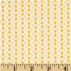 Riley Blake Floribella Diamond Yellow