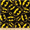 Batman Tossed Emblems Black