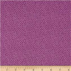 Michalina Spatter Dot Purple