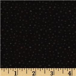 Essentials Petite Dots Black