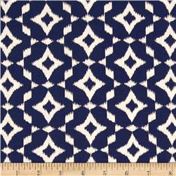 Mint To Be Ikat Navy