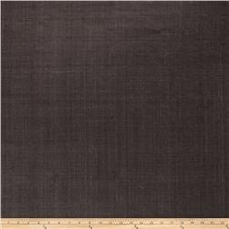 Fabricut Andes Raw Silk Charcoal