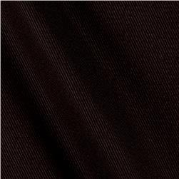 Kaufman Ventana Twill Solid Chocolate