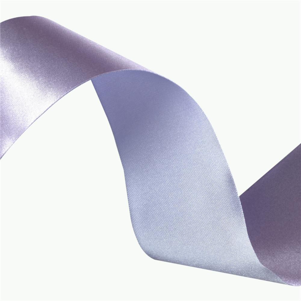 1 1/2'' Iridescent Satin Ribbon Lavender