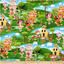 Lalaloopsy Cute As A Button Scenic Multi