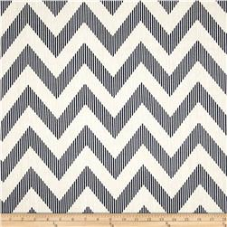 Magnolia Home Fashions Chevy Navy