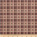 Denyse Schmidt Winter Walk Plaid Bark