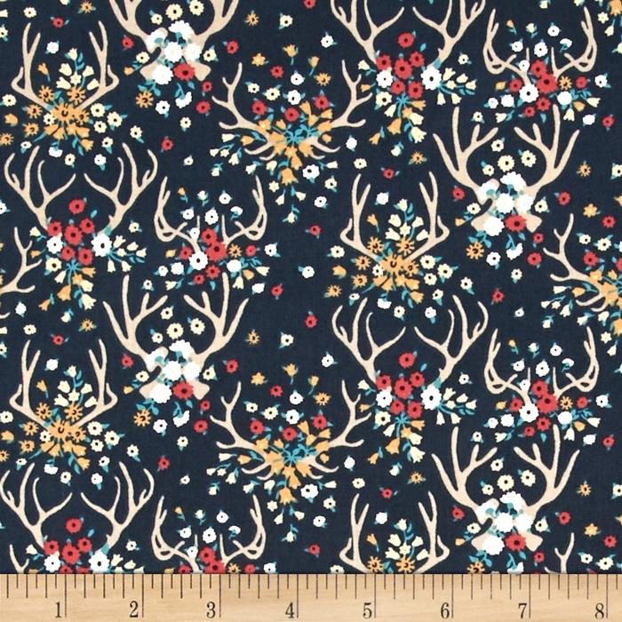 Dear Stella Enchanted Antlers Navy