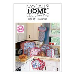 McCall's Kitchen Essentials Pattern M2018 Size OSZ