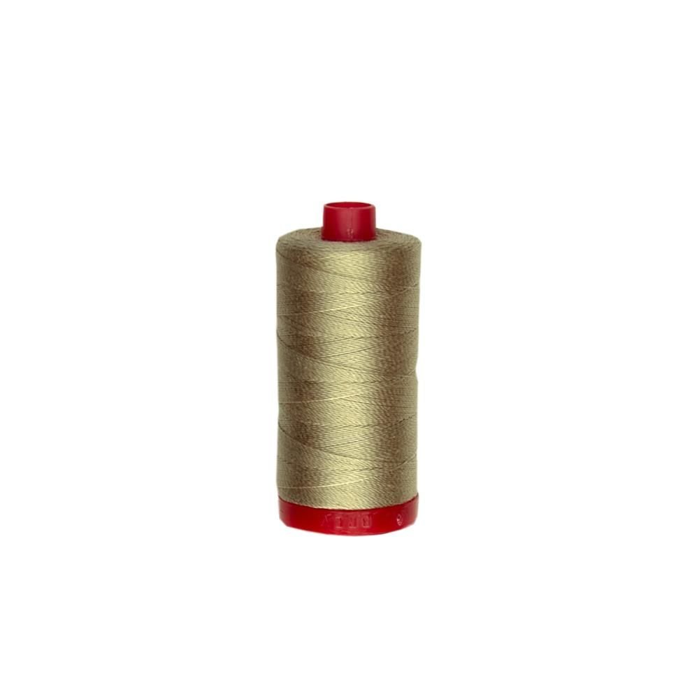 Aurifil 12wt Embellishment and Sashiko Dreams Thread Linen