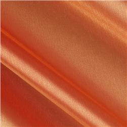 Stretch Satin Organza Orange