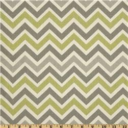 Premier Prints Zoom Zoom Reed/Natural Fabric