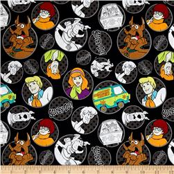 Scooby Doo The Gang Black
