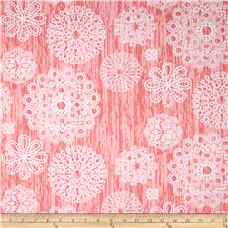 Violet Craft Brambleberry Ridge Knots & Loops Coral