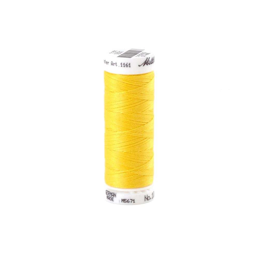 Mettler Metrosene Polyester All Purpose Thread Yellow