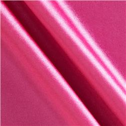 Bridal Satin Hot Pink