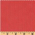 Moda Little Ruby Little Bliss Dot Red/Coral