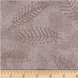 "110"" Wide Flannel Quilt Back Fern Blush"